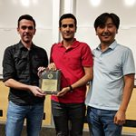 Mohammad recognized as Graduate Research of the Year