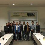 Prof. Park attended the 1st Multi-Scale Heat Transfer Workshop