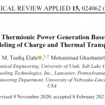 A new publication in Physical Review Applied